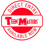 Teen Masters Direct Entry Emblem
