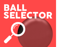 Use our bowling ball selector.
