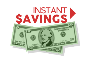 Instant Savings Coupons