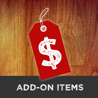 Add-On Discount Items
