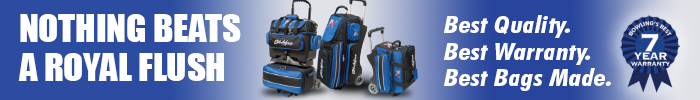 KR Strikeforce Royal Flush Series Bags