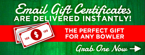 Email Gift Certificates