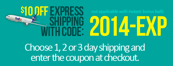 Express Shipping Coupon