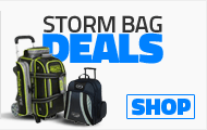 Storm Bowling Bags on Sale