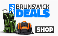 Brunswick Bowling Bags on Sale