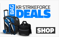 KR Strikeforce Bowling Bags on Sale