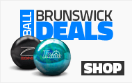 Brunswick Bowling Balls on Sale