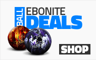 Ebonite Bowling Balls on Sale