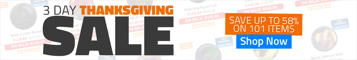 3 Day Thanksgiving Sale