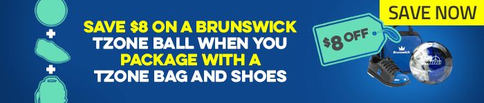 Brunswick TZone Package Deals